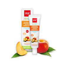 防蛀儿童牙膏水蜜桃味